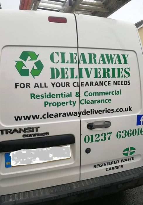 House clearance in north devon